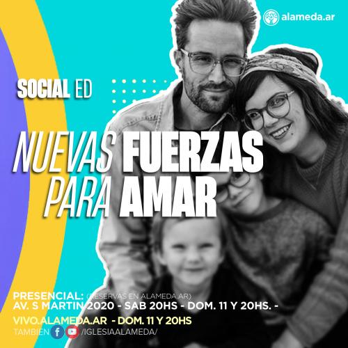 Social ED, Educación Social,